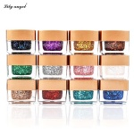 BS-713 UV Gel with Glitters Set